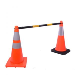 Poste telescópico para conos