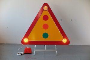 Kit de tres focos led para señales modelo MOPU