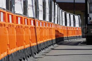 Barrera para Construcción Strongwall