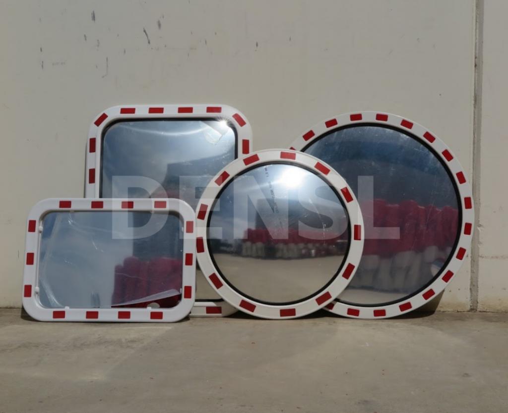 Modelos de espejos de seguridad