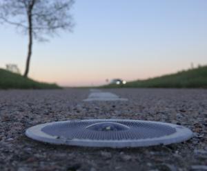 SOLAREYE 80 Luz solar para zonas peatonales