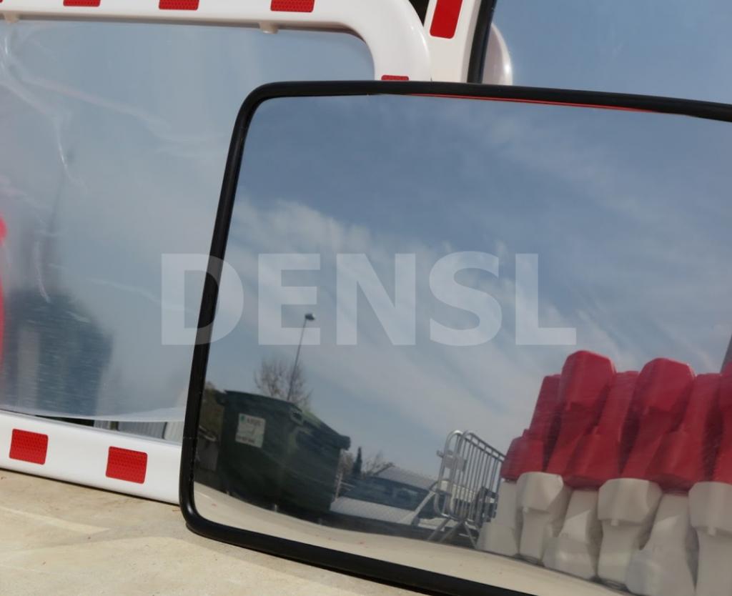 Ópticas de espejo de cruces de calles