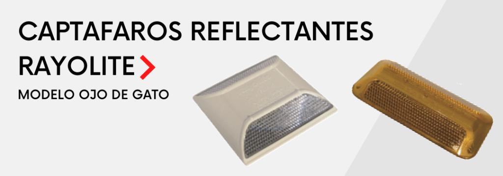 Modelo captafaros Rayolite RS y ROL-2002