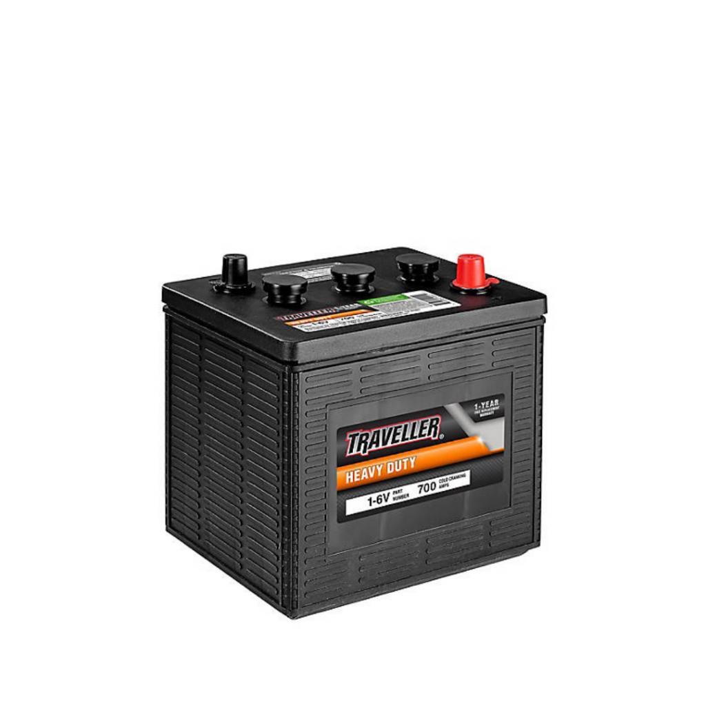 Batería para semáforo portátil