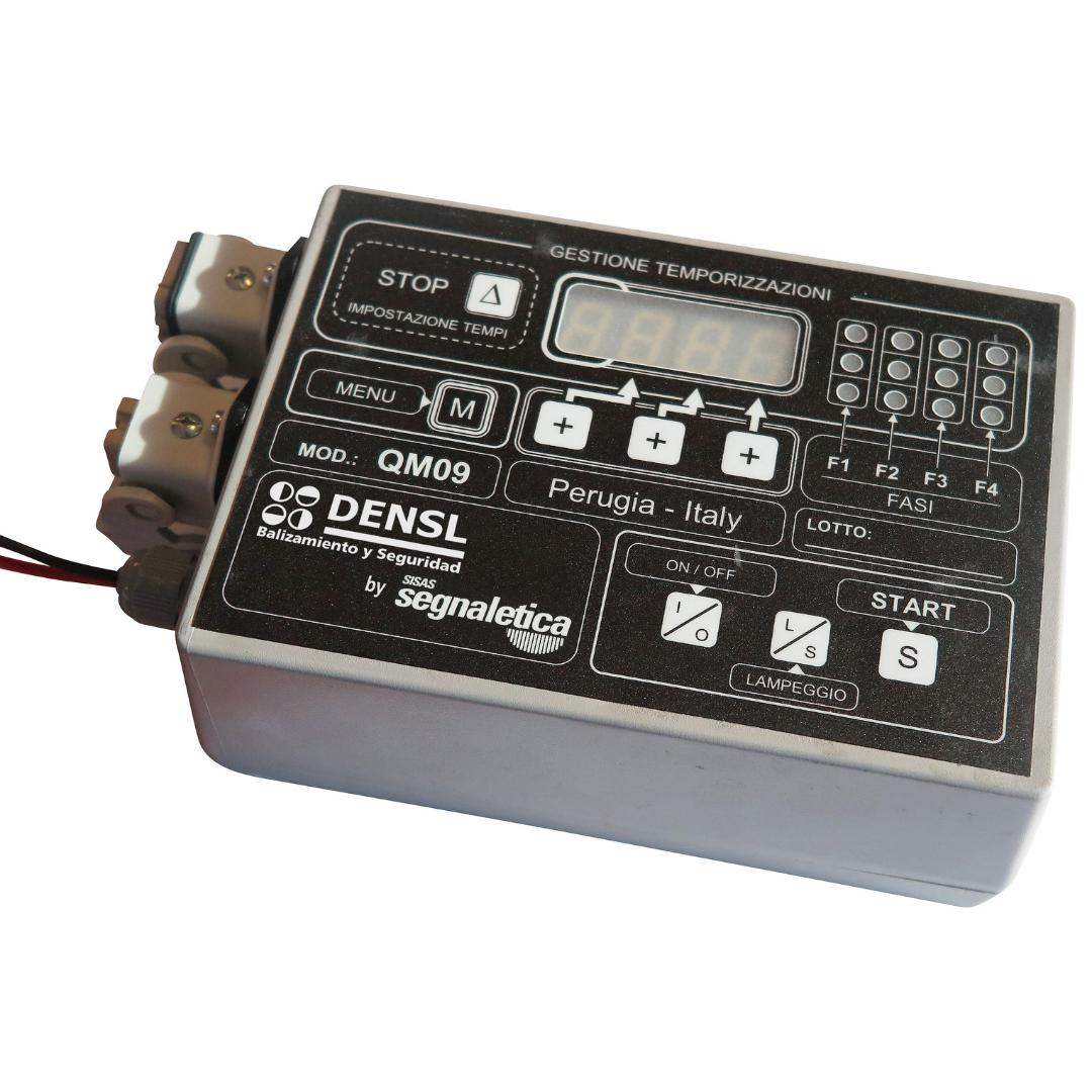 Controlador 4060 para semáforo de obra