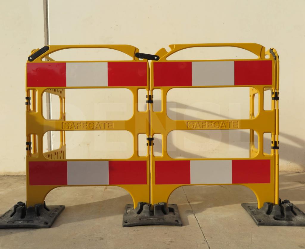 Vallas plegables Safegate