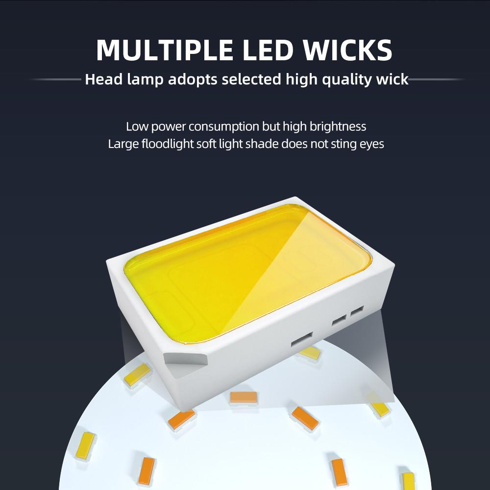 Luz emergencia para coches con led