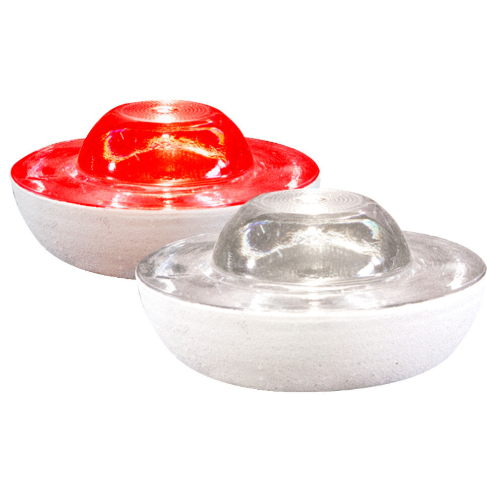 Captafaros de vidrio templado modelo Siglite