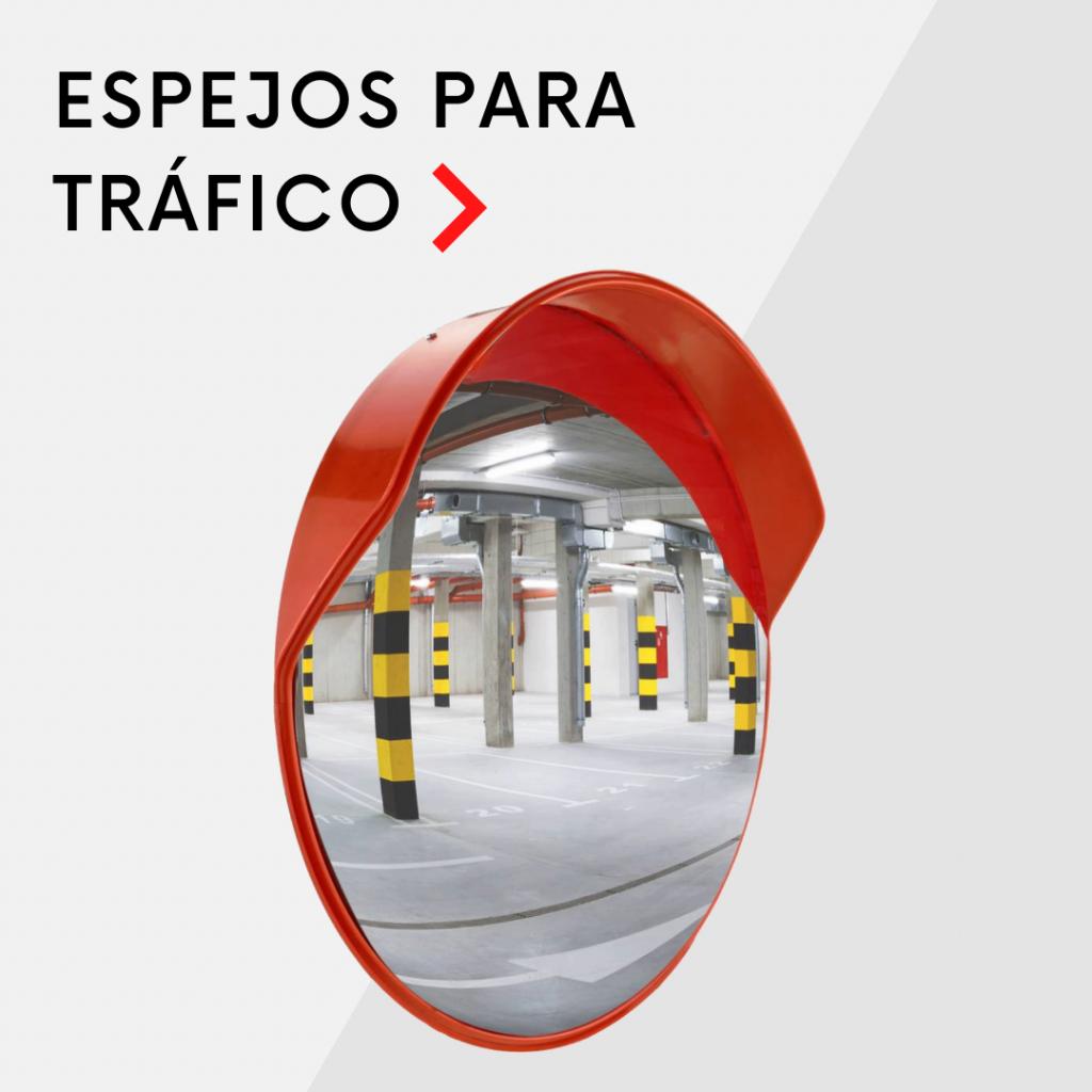 Espejos para tráfico