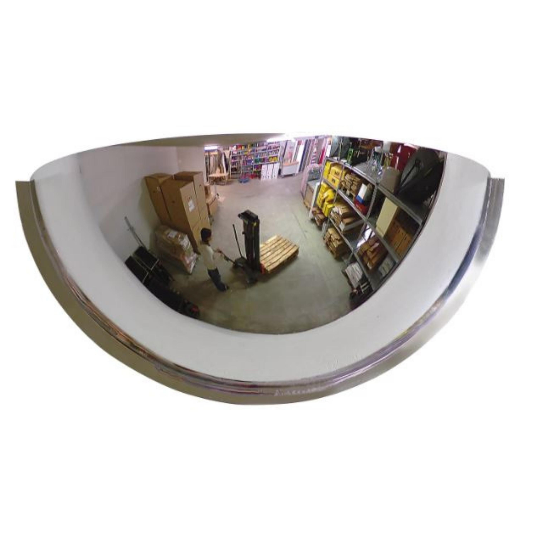 Espejo de seguridad de 180 grados