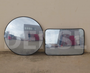 Espejo para interior de naves industriales